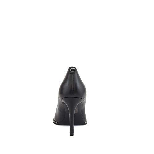 Guess Femmes LEA08 Noir FLBST4 Decolletè wppTq7P