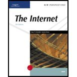 New Perspectives on the Internet, Schneider, Gary P. and Evans, Jessica, 0619214341