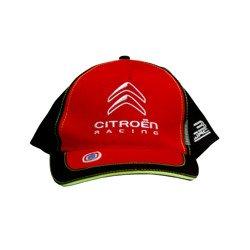 Citroen World Rally Team Casquette de baseball WRC Casquette 2017