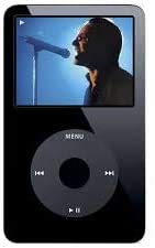 M-Player iPod Classic Video 30GB Black 5th Generation - Discontinued by Manufacturer Comes with Generic Ear pods Wall Pug and Charging Wire Packaged in White Box…