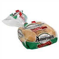 Amoroso's Italian Rolls - 3 Packs by Amoroso's