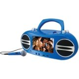 BD717BU Radio/DVD Player Boombox