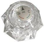 Plumb Shop #SH6811 2x2-1/4 Acry Tub (Acry Tub Handle)