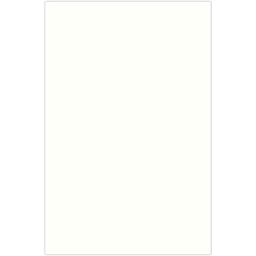- JAM PAPER Ledger 88lb Cardstock - 11 x 17 Tabloid Coverstock - Natural White Wove Strathmore - 25% cotton - 50 Sheets/Pack