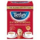 Tetley Extra Strong Tea Bags - 6pk x 80ct