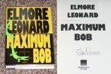 Maximum Bob, Elmore Leonard, 0385301421