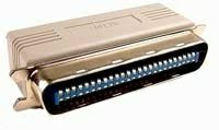 Cables Unlimited SCS-5120 SCSI 1 Centronics External Active Terminator (1.5 Inch, Beige)