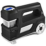 Air Compressor Pump Car Tire Inflator 12V DC Digital Auto Portable Air Pump 150PSI For Sale