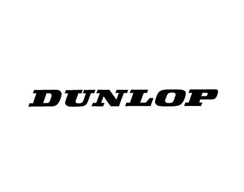 Factory Effex Logo 5 Pack Stickers - Dunlop - White - Factory Effex Stickers Logo