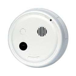Gentex 7100F Smoke Alarm, 120V AC Photoelectric w/ A/C Conta