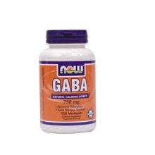 Now Foods GABA