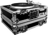 Road Ready RR1200B Turntable Deluxe Case