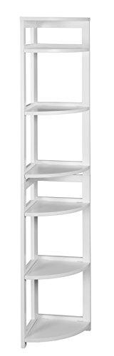 Regency Corner (Regency FFC6712WH Flip Flop Corner, 67-inch, White)