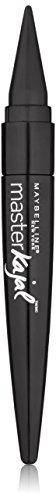 Maybelline New York Eyestudio Master Kajal Eyeliner, Onyx Rush, 0.053 oz. -