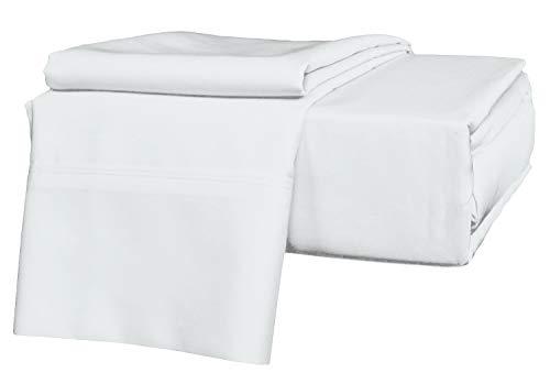 Hotel Premium 1000-Thread Count 100% Egyptian Cotton Sheets Set 16