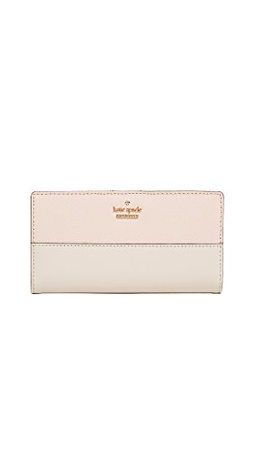 Kate Spade New York Women's Cameron Street Stacy Snap Wallet, Warm Vellum, One Size by Kate Spade New York