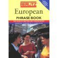European : Phrase Book and Dictionary, Berlitz Editors, 2831509262