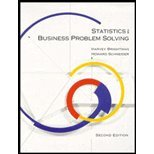 Statistics for Business Problem Solving 9780538831307