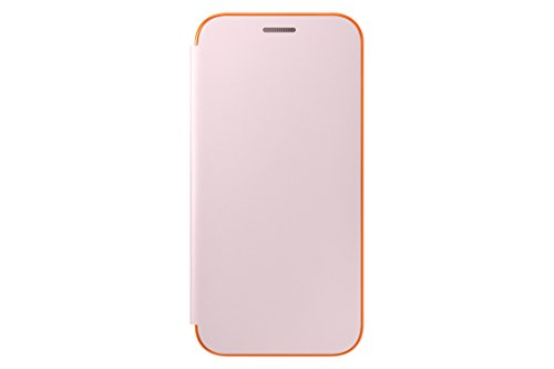 Samsung A5 2017 Neon Flip Cover pink, EF-FA520PPEGWW by Samsung