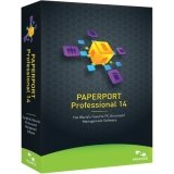 PaperPort Professional - ( v. 14 ) - complete package - 1 user - EDU - DVD - Win
