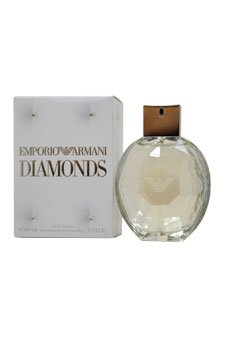 Emporio Armani Diamonds By Giorgio Armani Eau De Parfum Spray/FN155420/3.4 oz/women/