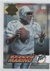 1994 Collectors Edge (Dan Marino (Football Card) 1994 Collector's Edge - [Base] - 1st Day Gold #115)