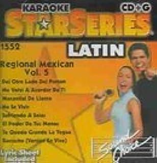 Karaoke: Regional Mexican 5 by Karaoke Latino