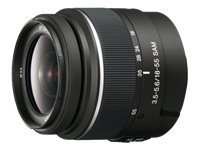 Sony alpha a-Mount 18-55mm Lens SAL1855/BQ