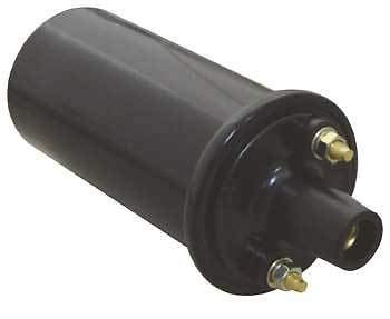 New Ignition Coil 12 Volt Replaces All Coils That Use an External Resistor 383444 383449 B6A-12029-B
