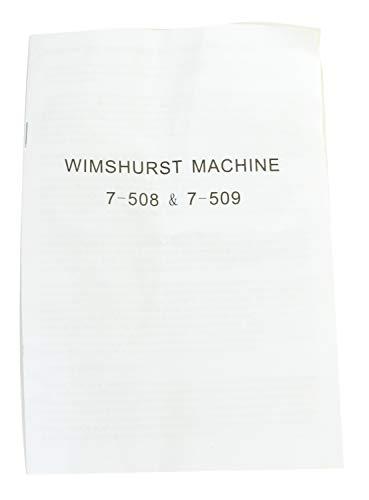 American Educational 7-509 Plastic Economy Wimshurst Machine by American Educational Products (Image #7)