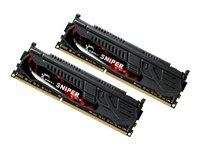 G.Skill Sniper Series 8GB (2 x 4GB) 240-Pin DDR3 SDRAM DDR3 2133 (PC3 17000) Desktop Memory Model (Ddr3 Sdram 240 Pin)