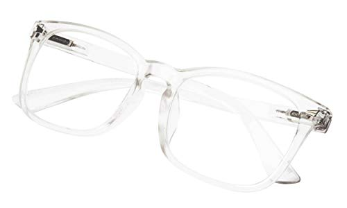Fashion Ladies Readers Stylish Reading Glasses Women Clear Lens Clear Frame +2.25
