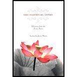 The Essential Lotus by Watson,Burton. [2001,Abridged Edition.] Paperback