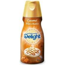 International Delight Caramel Macchiato Coffee Creamer, 16 Fluid Ounce - 6 per case.