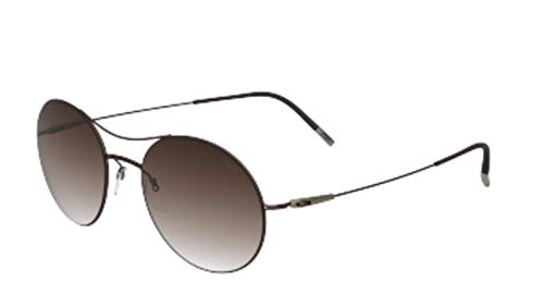 - Sunglasses Silhouette Titan Breeze 8694 6040 Classic Brown Gradient 52/19/140 3