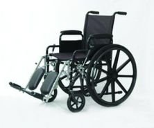 Wheelchair Fixed Armrests - 9