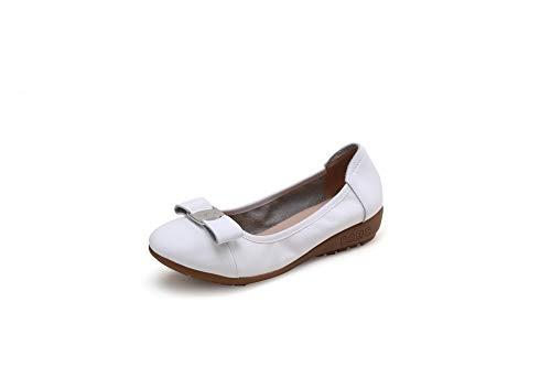 White Donna Con Dgu00689 Zeppa Sandali An Zwqz6AB1