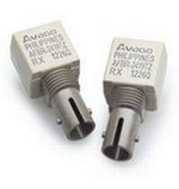 Fiber Optic Transmitters, Receivers, Transceivers RX DC-50MBd ML 820nm ST Metal (AFBR-2418MZ)