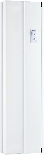 GE 10143 48' Fluorescent Light Fixture, 48 Inch, White