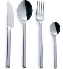 Comas Oslo 18/10 cucharas de té, 145 mm, acero inoxidable, plata