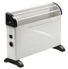 Rhino Heating Convector Heater, 2000 W, White H02218