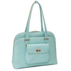 mckleinusa-avon-96658-aqua-blue-leather-ladies-briefcase