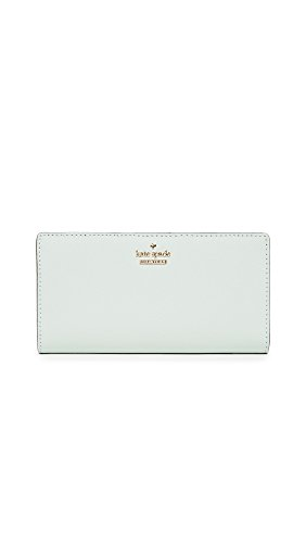Kate Spade New York Women's Cameron Street Stacy Wallet, Misty Mint, One Size by Kate Spade New York