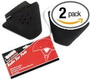 Vega Echo Audio Ear Pad for Motorcycle Helmet Black Pair