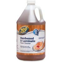 Laminate Wide - Zep Commercial 1041692 Hardwood and Laminate Cleaner, 1 gal Bottle