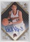 Marco Belinelli (Basketball Card) 2007-08 SP Rookie Edition - [Base] - Rookie Autographs [Autographed] #73