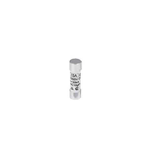 Kps 901200107 fusibile a basso voltaggio, 20 A, GPV, 1000 VDC, 10 mm x 38 mm Dimensioni, 10 pacchetto 20A 1000VDC 10mm x 38mm Dimensioni 10pacchetto