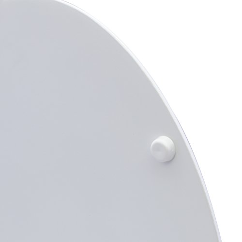 Karlson KS1242-1901-WH Standard Molded Wood Elongated Toilet Seat White by Karlson (Image #8)