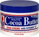 Hollywood Beauty Cocoa Butter Skin Creme, 7.5 Oz (Pack of 3)