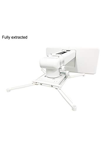 Viewtech Universal Short Throw Projector Wall Mount Fully Adjustable: 22